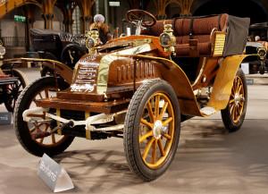 110 ans de l'automobile au Grand Palais – Darracq 9 CV Tonneau – 1902
